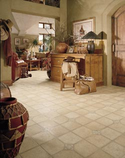 Luxury Vinyl Tile in San Jose
